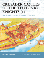 Crusader Castles of the Teutonic Knights (1)