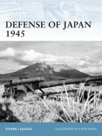 Defense of Japan 1945