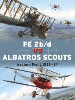 FE 2b/d vs Albatros Scouts
