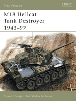 M18 Hellcat Tank Destroyer 1943–97