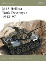 M18 Hellcat Tank Destroyer 1943–97