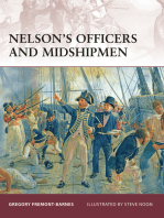 Nelson's Officers and Midshipmen
