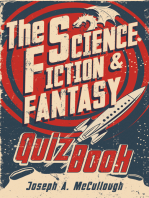 The Science Fiction & Fantasy Quiz Book