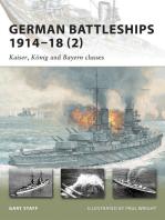 German Battleships 1914–18 (2)