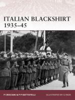 Italian Blackshirt 1935–45