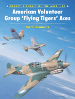 American Volunteer Group 'Flying Tigers' Aces