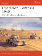 Operation Compass 1940