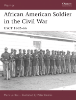 African American Soldier in the Civil War