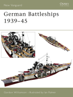 German Battleships 1939–45