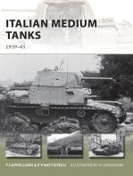 Italian Medium Tanks