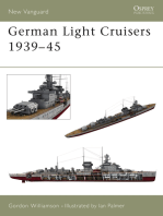German Light Cruisers 1939–45