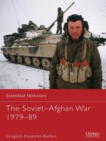 The Soviet–Afghan War 1979–89
