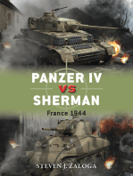Panzer IV vs Sherman