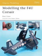Modelling the F4U Corsair