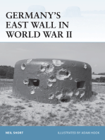 Germany's East Wall in World War II