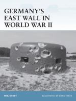 Germany's East Wall in World War II