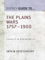 The Plains Wars 1757–1900
