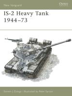 IS-2 Heavy Tank 1944–73