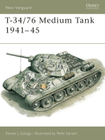 T-34/76 Medium Tank 1941–45