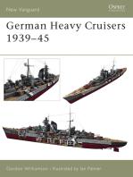 German Heavy Cruisers 1939–45