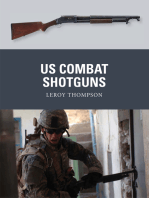 US Combat Shotguns