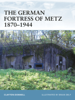 The German Fortress of Metz 1870–1944