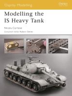Modelling the IS Heavy Tank