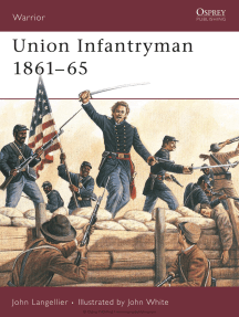 Union Infantryman 1861–65