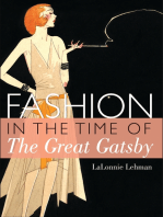 Fashion in the Time of the Great Gatsby