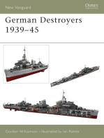 German Destroyers 1939–45