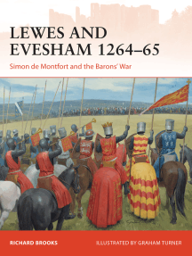 Lewes and Evesham 1264–65: Simon de Montfort and the Barons' War