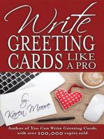 Write Greeting Cards Like a Pro