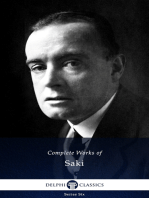 Delphi Complete Works of Saki (Illustrated)