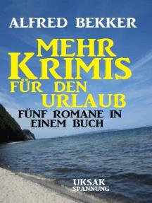 Mehr Krimis für den Urlaub: 5 Romane in einem Buch