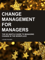 Change Management For Managers