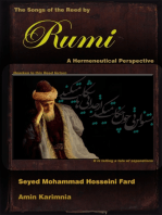 The Songs of the Reed by Rumi