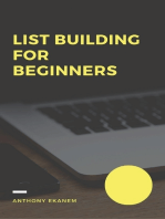 List Building for Beginners