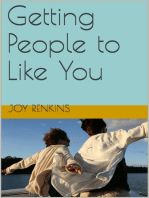 Getting People to Like You