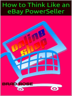 How to Think Like an Ebay Powerseller