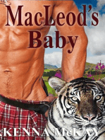MacLeod's Baby (A Highland Shifter Tale, #1)