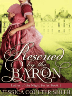 Rescued By The Baron (Ladies Of The Night, #1)
