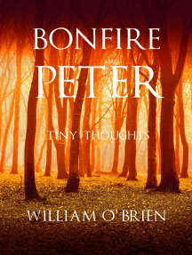 Bonfire Peter (Peter: A Darkened Fairytale, #13)