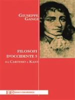 Filosofi d'occidente 3