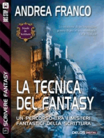 La tecnica del fantasy