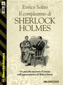 Il compleanno di Sherlock Holmes