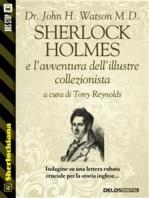 Sherlock Holmes e l'avventura dell'illustre collezionista