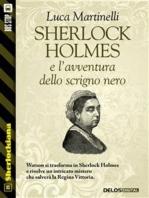 Sherlock Holmes e l'avventura dello scrigno nero