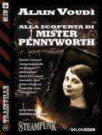 Alla scoperta di Mister Pennyworth
