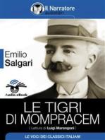 Le tigri di Mompracem (Audio-eBook)