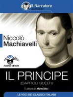 Il Principe (capitoli scelti) (Audio-eBook)